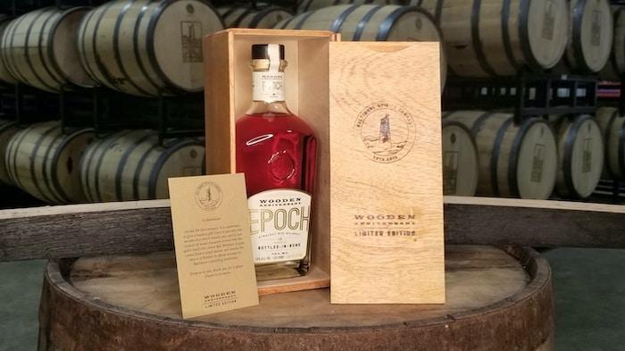 Epoch Rye Wooden Anniversary Limited Edition