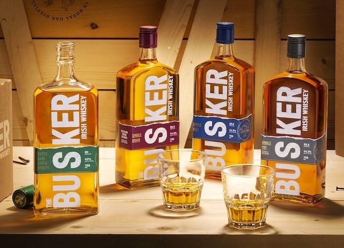 Busker whiskeys