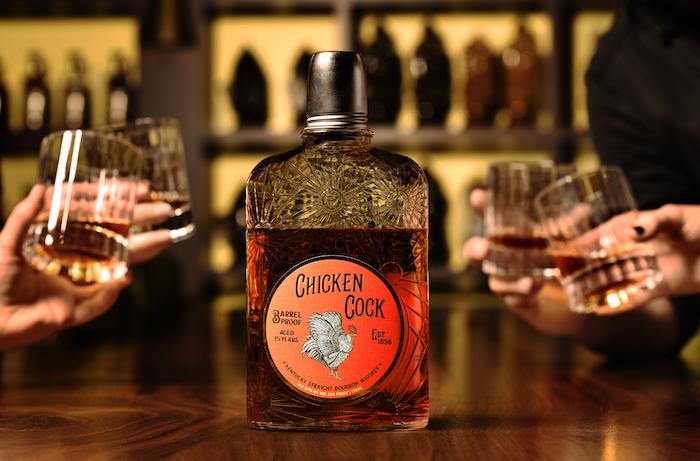 Chicken Cock Master Distiller's Pick