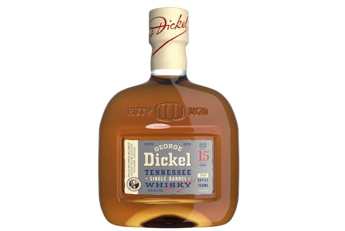 George Dickel Single Barrel Aged At Least 15 Years