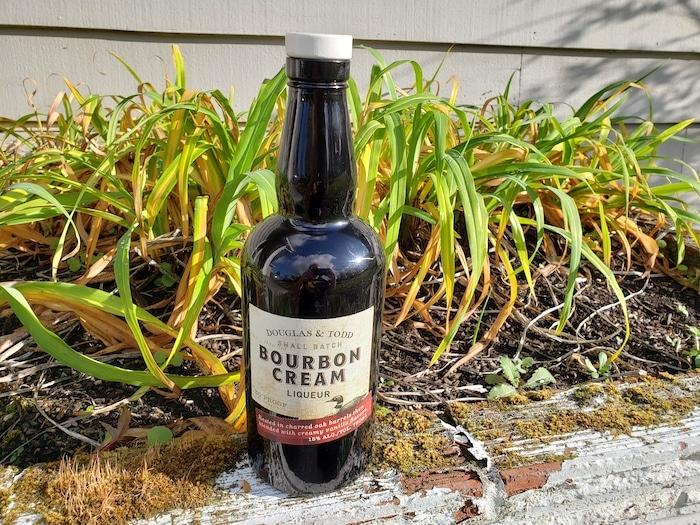 Douglas & Todd Bourbon Cream Liqueur