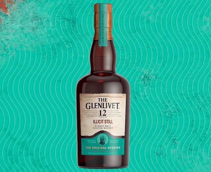 The Glenlivet 12 Year Old Illicit Still