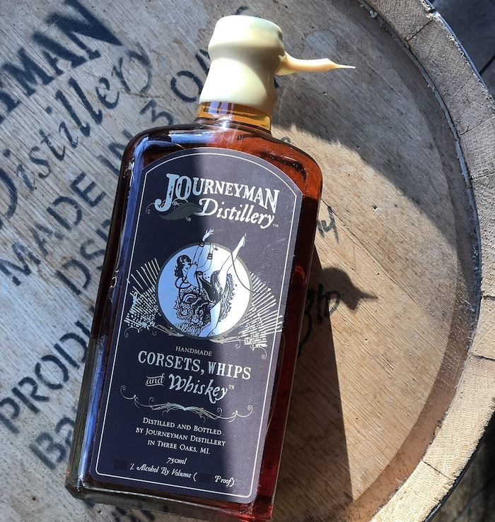 Journeyman Corsets, Whips and Whiskey Cask Strength