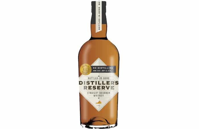 KO Bottled-in-Bond Distiller's Reserve Straight Bourbon Whiskey