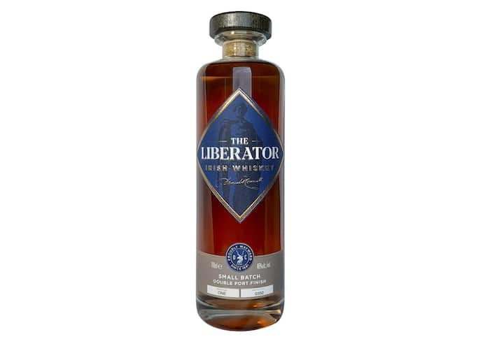The Liberator Irish Whiskey Small Batch: Double Port Finish