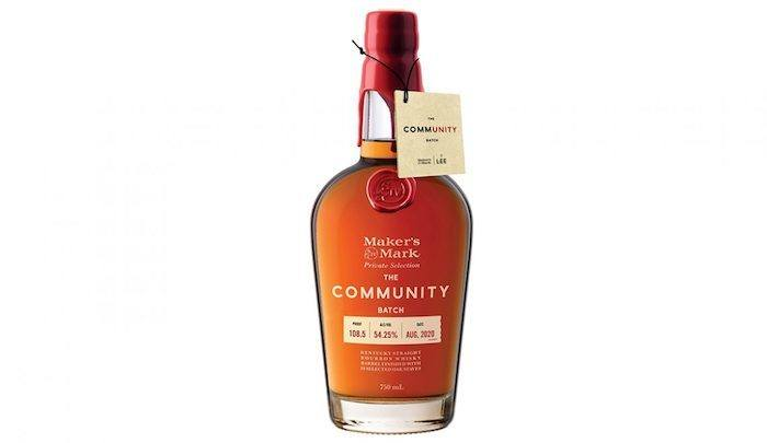 Maker's Mark CommUNITY Bourbon