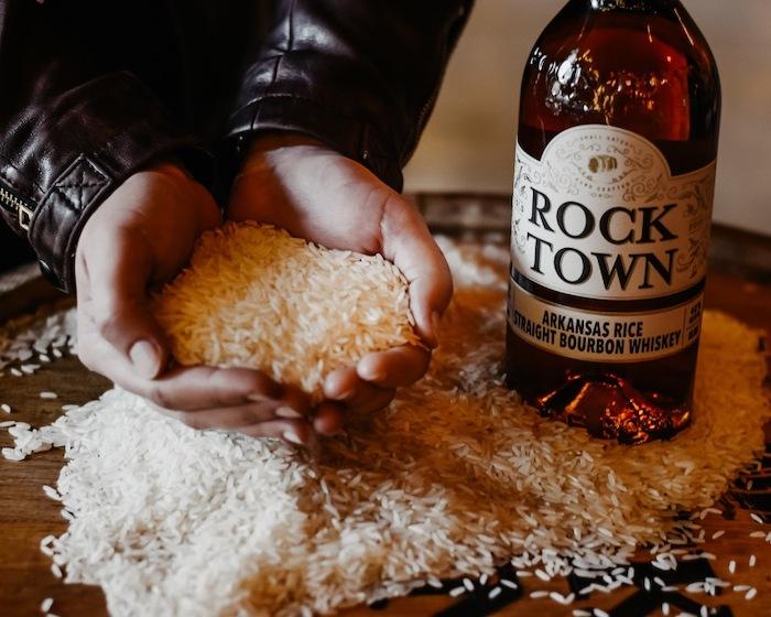 Rock Town Arkansas Rice Bourbon