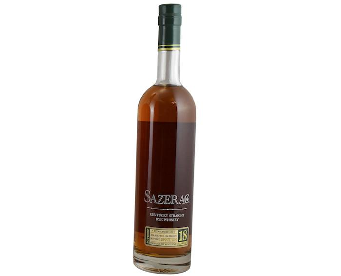 Sazerac Rye 18 Year Old (2020 Buffalo Trace Antique Collection)