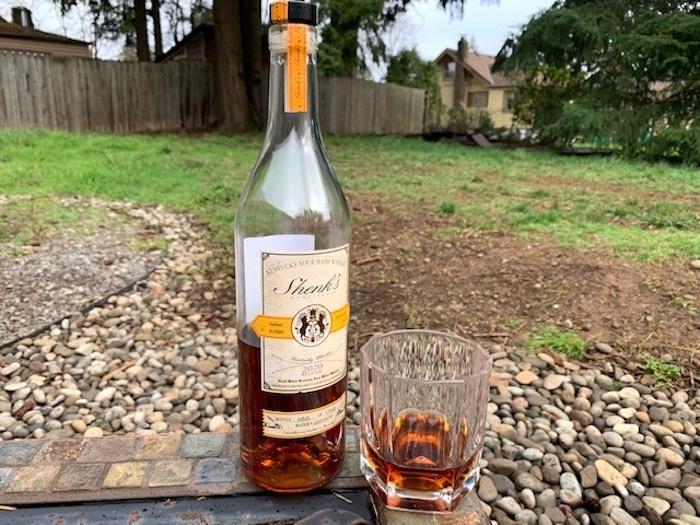 Shenk's Homestead Kentucky Sour Mash Whiskey