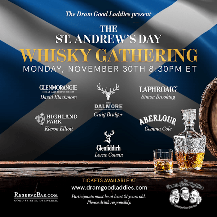 The St. Andrew's Day Whisky Gathering