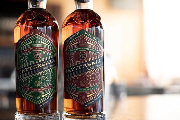 Tattersail Bottled In Bond