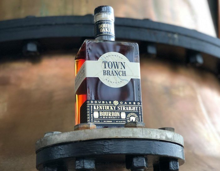 Town Branch Double Oaked Kentucky Straight Bourbon Whiskey