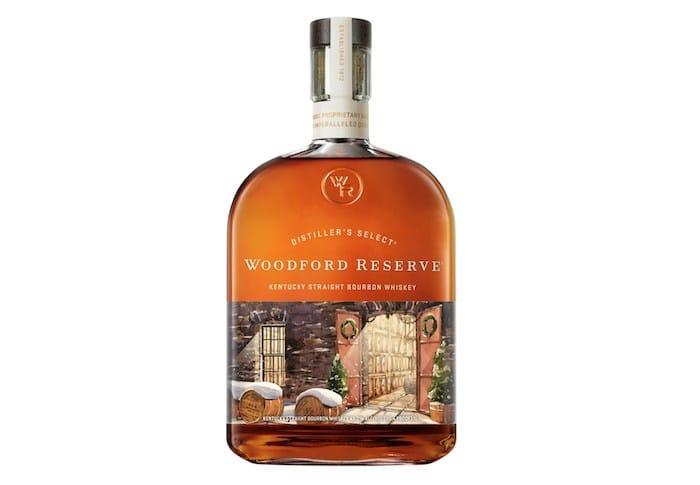 Woodford Reserve 2020 Holiday Bottle