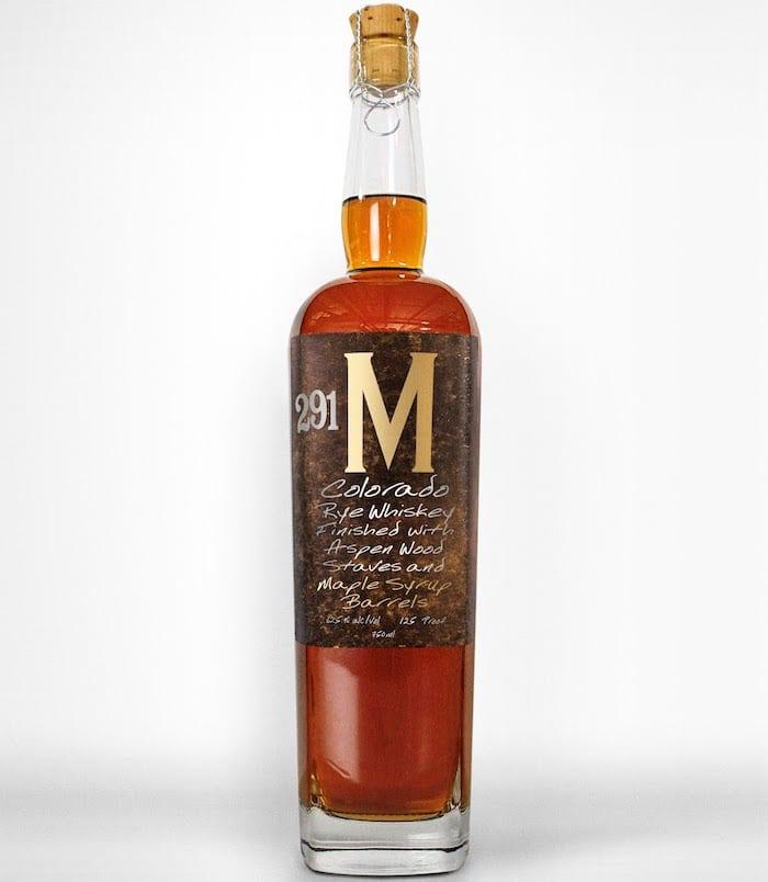 "291 ""M"" Colorado Whiskey"