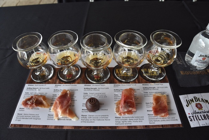 Cured Ham And American Whiskey