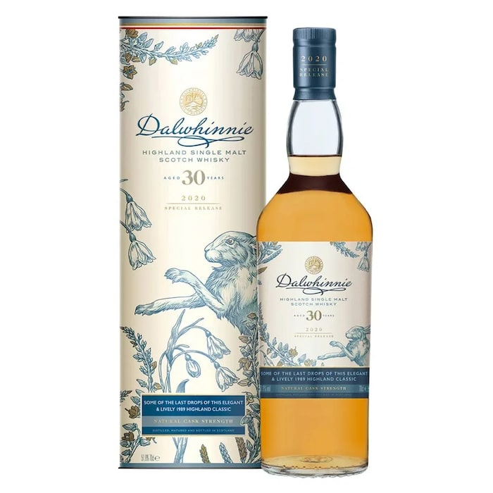 Rare by Nature 2020 Special Release Dalwhinnie 30 Year