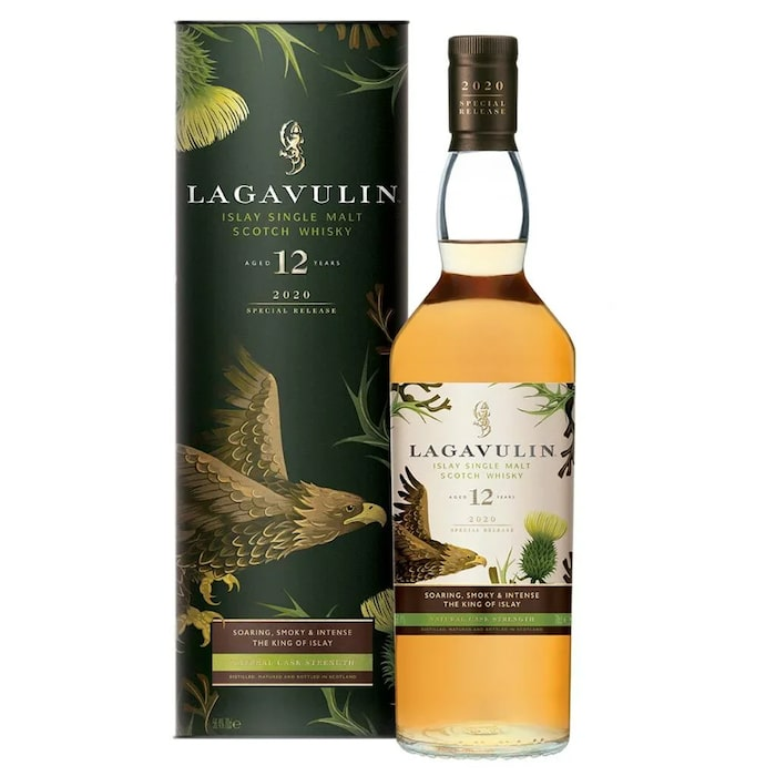 Rare by Nature 2020 Special Release Lagavulin 12 Year