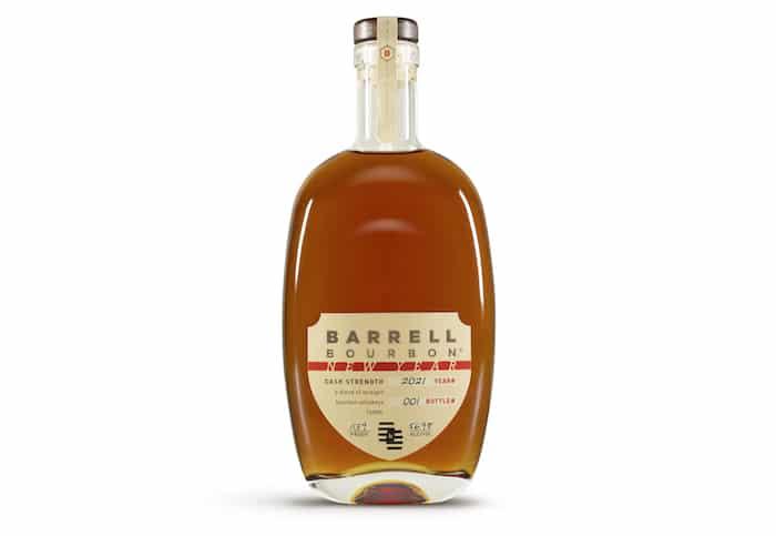 Barrell Bourbon New Year 2021