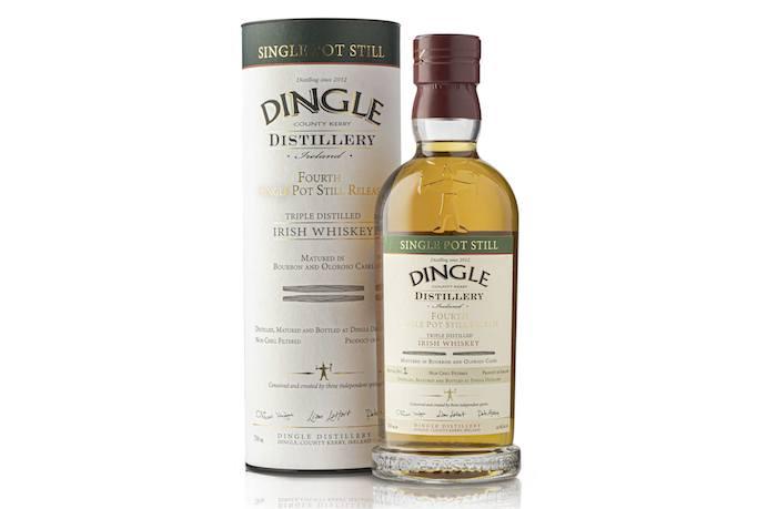 Dingle Single Pot Still Release (Batch 4)