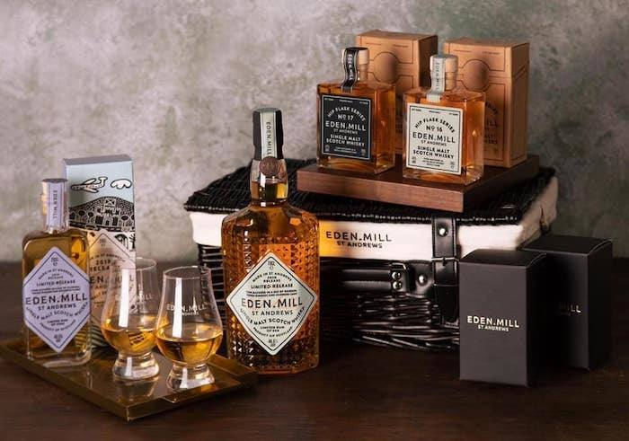 Eden Mill 2020 Release Single Malt Whisky