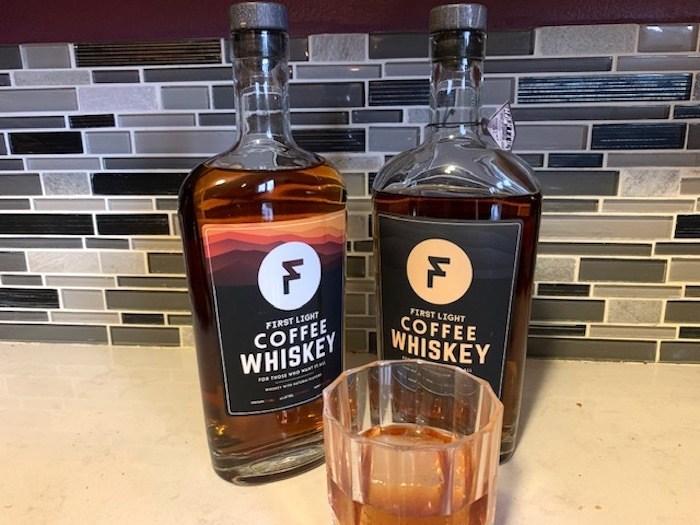 First Light Coffee Whiskeys