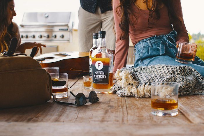 First Light Coffee Whiskey