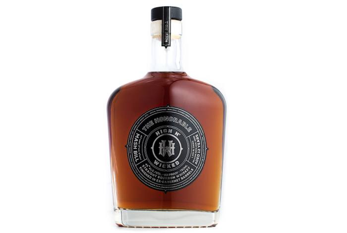 "High N' Wicked's ""The Honorable"" Whiskey"