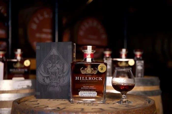 Motörhead Hillrock Bourbon