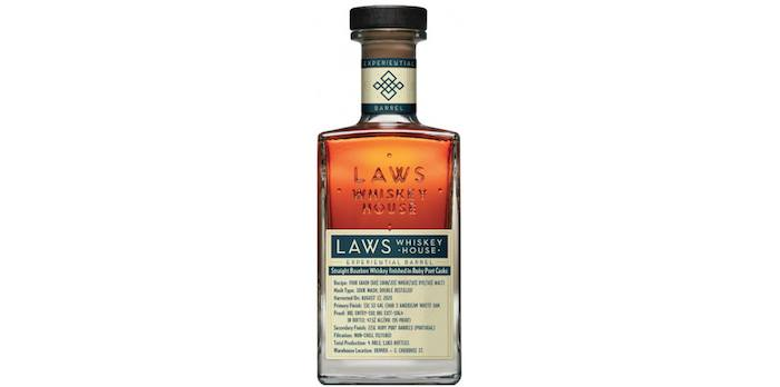 Laws Ruby Port Finished Bourbon