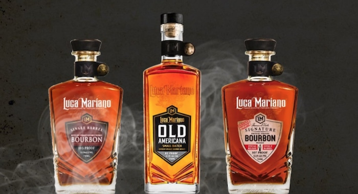Luca Mariano bourbons