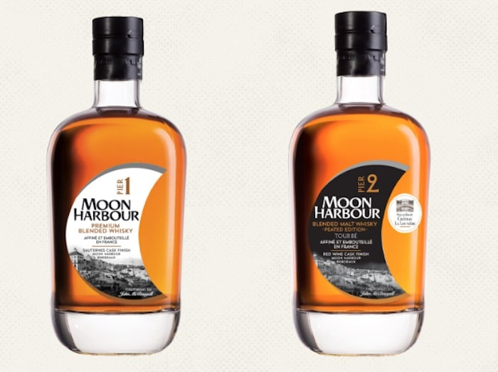 Moon Harbour whiskies