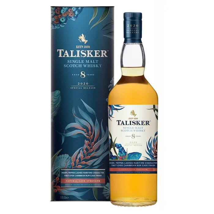 Rare by Nature 2020 Special Release Talisker 8 Year