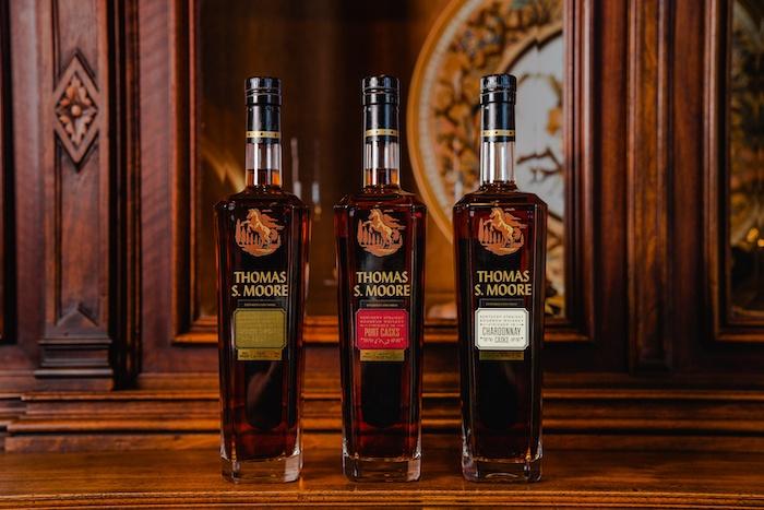 Thomas S. Moore Kentucky Straight Bourbon Whiskeys