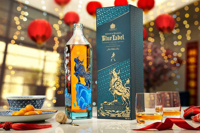Johnnie Walker Blue Label Chinese New Year