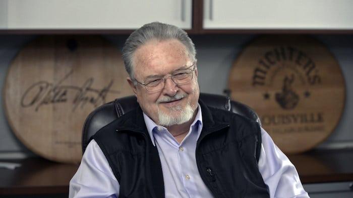 Master Distiller Emeritus Willie Pratt