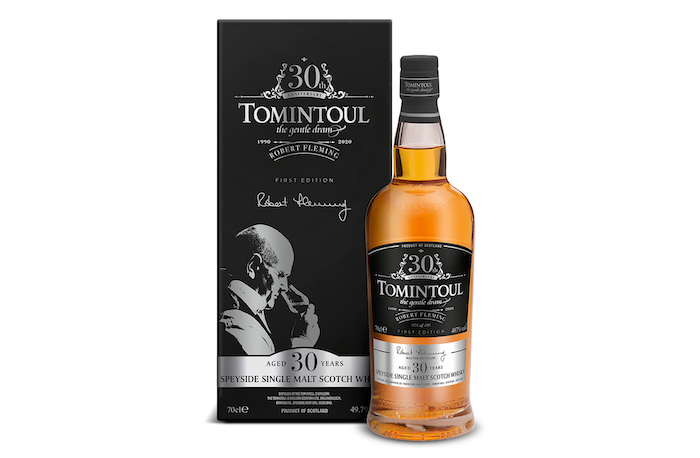 Tomintoul Robert Fleming 30th Anniversary