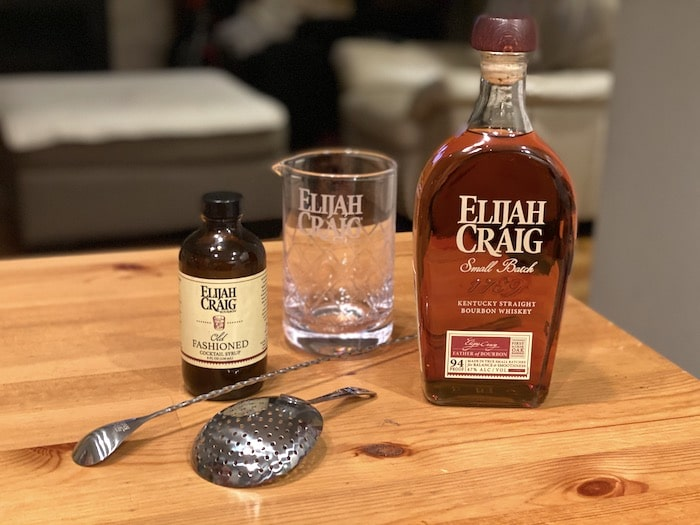 Elijah Craig Cocktail Kit