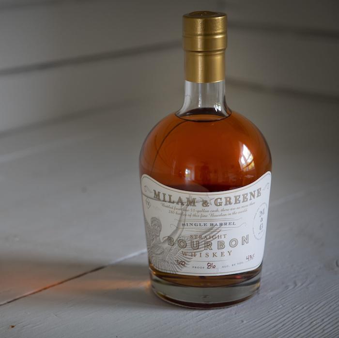 Milam & Greene Single Barrel Bourbon