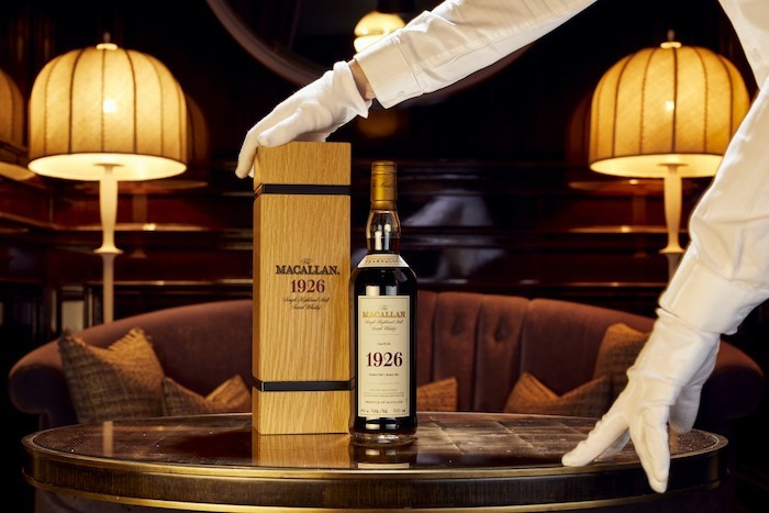 Macallan 1926 Fine and Rare 60 Year Old