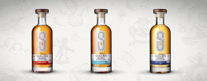 Sailor's Home Irish Whiskey