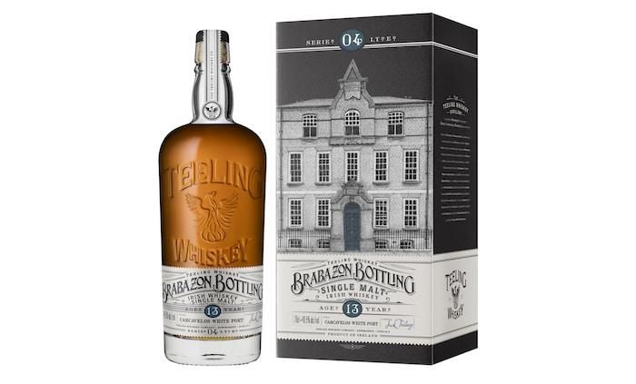 Teeling Whiskey's Brabazon Bottling, Series 4
