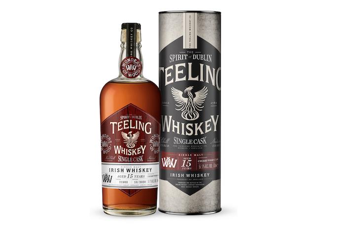 Teeling Whiskey Wonders of Wood Cherry Wood Cask