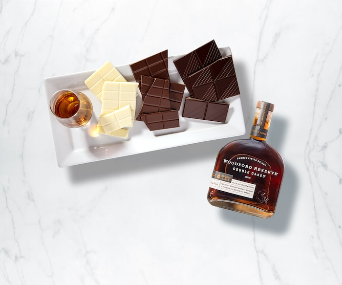 Phillip Ashley Chocolates and Woodford Reserve