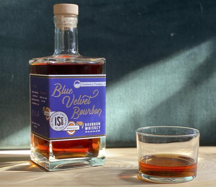 BlueVelvet Bourbon