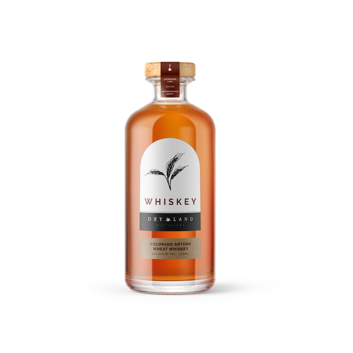 Dry Land Distillers Antero Wheat