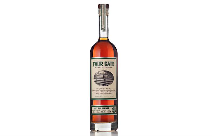 Four Gate Whiskey Ruby Rye Springs (Batch 11)