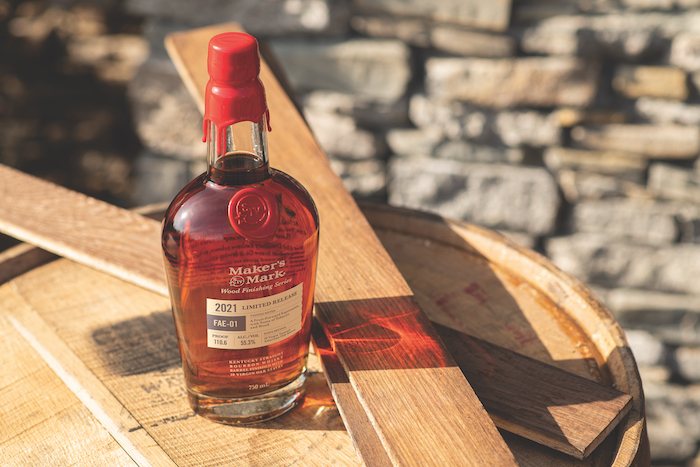 Maker's Mark 2021 Limited Release: FAE-01