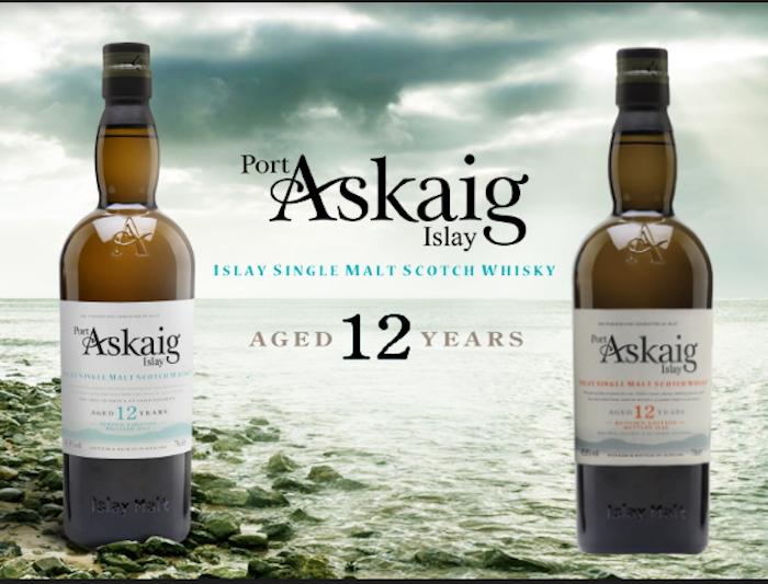 Port Askaig 12 Year Old