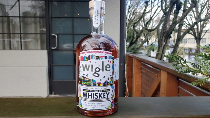 Wigle Strip District Reserve Five Year Whiskey
