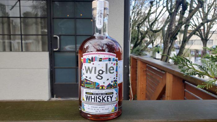 Wigle Strip District Reserve Five Year Whiskey